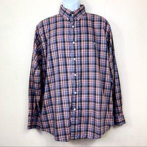South Marsh I Men's Casual shirt Plaid buttons